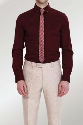RH Shirt | Burgundy